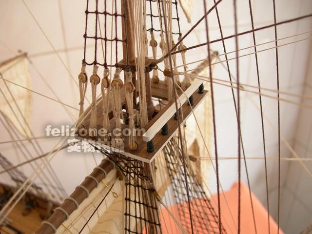 信风 是否多功能:否 材质:木制 是否静态模型:是 产地:中国 实木帆船