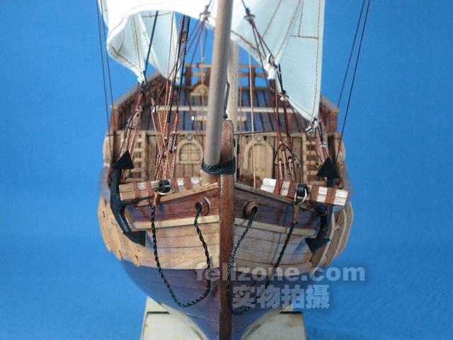 中国帆船手工制作步骤图解