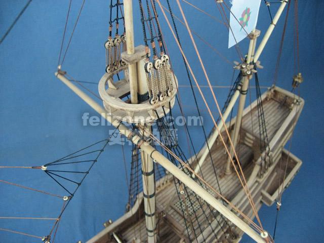船模型制作教程和不商品房图纸一样图片