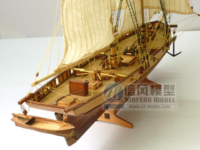 古帆船模型图纸:蒸汽火车模型图纸:帆船模型 宽640 ...